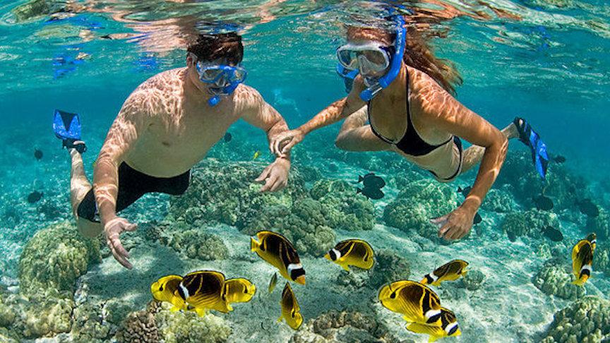 Bali Snorkeling - Bali Beaches
