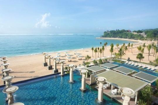 Geger Beach The Mulia Beach Hotel