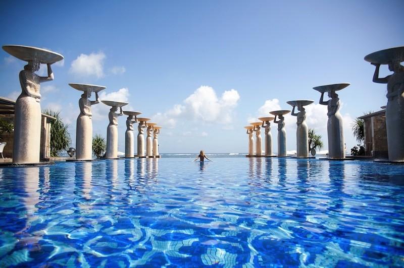 Hotel the Mulia Geger Beach (-8.816314, 115.225832)