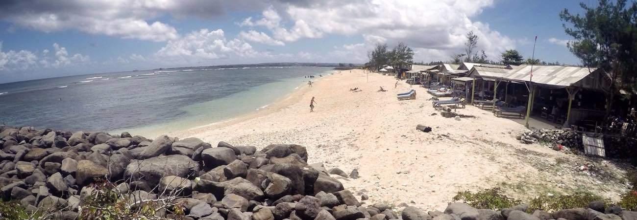 Serangan Beach