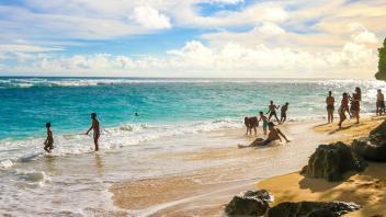 Sawangan Beach Nusa Dua