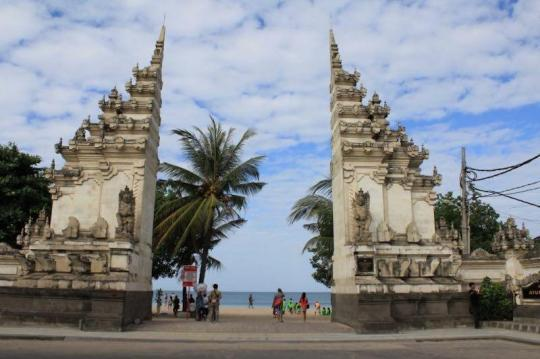 Bali Kuta Beach - BaliBeach Web