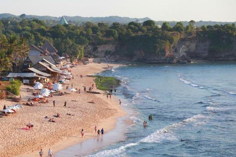 Balangan Beach Nusa Dua Bali