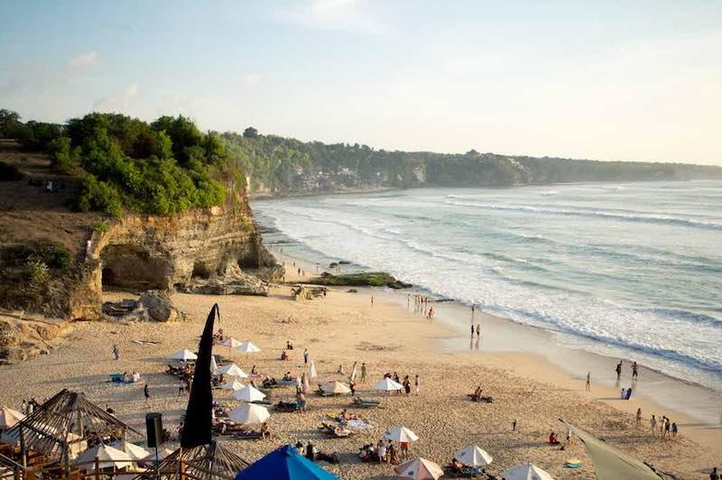 Nusa Dua Dreamland Beach Bali