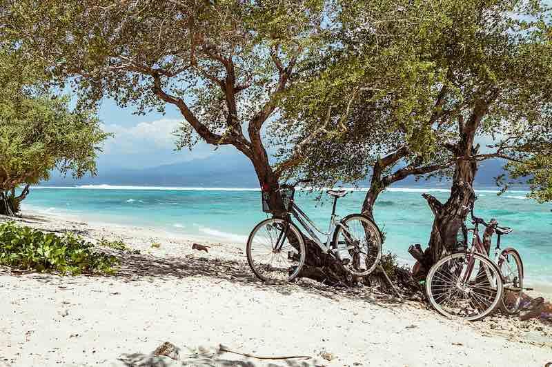 Quite Beaches in Bali