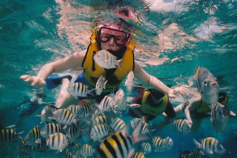 Snorkeling Bali BaliBeachWeb