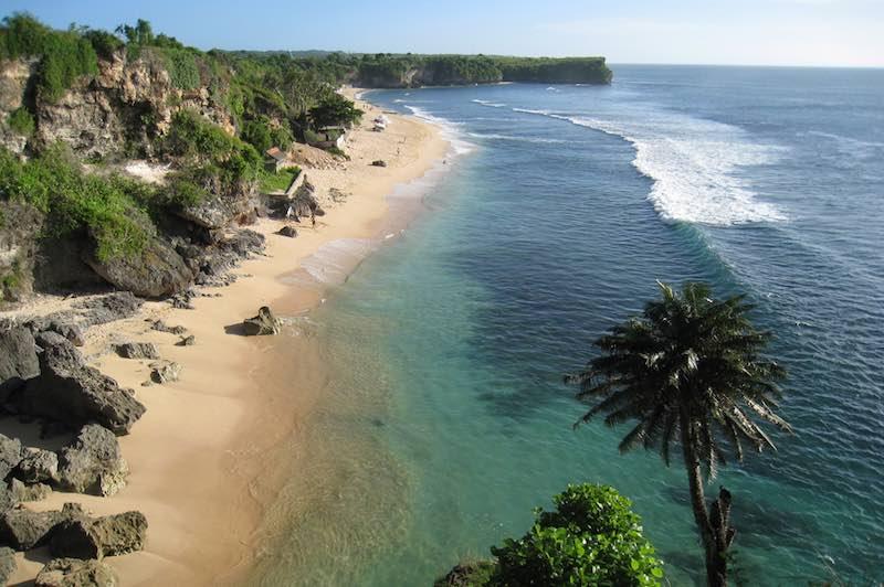 Surfing Beaches in Bali